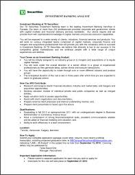 Sample Resume For Investment Banking Analyst Resume Templates Investment Banking Resume Template Banker Resume 5