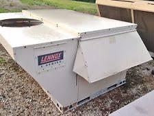 lennox 5 ton. liquidation lennox 5 ton rooftop package heating-cooling unit #3866