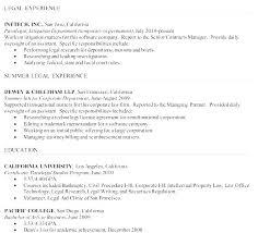 Download Personal Injury Paralegal Resume Sample Diplomatic Regatta ...