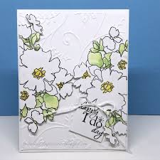 Fancy Designs For Cards Swanlady Impressions Fancy Fold Charmed Flowers 3