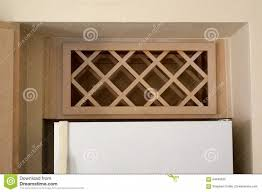outstanding built in wine rack stock photo image of kitchen 64843620 above refrigerator inspiring cabinet fridge wine rack cabinet above fridge g18 above