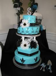Tiffany Blue Wedding Cakes Leilani S Heavenly Cakes Tiffany
