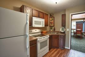 Studio Apartment Kitchen Senior Living Senior Living Property Senior Living Community