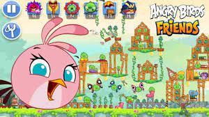 Angry Birds Friends Mod APK 10.6.6 (Menu, Unlimited Booster, Unlocked)
