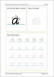 Free Cursive Writing Worksheets Inspirational 23 Best Handwriting ...