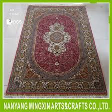 china palace classical persian rugs handmade spun silk carpet