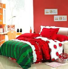 queen duvet size watermelon bedding set king full double quilt cover sheets bedspread ikea sizes cov