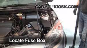 interior fuse box location mazda mazda i  blown fuse check 2010 2013 mazda 3