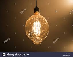 Thomas Edison Light Bulb Invention Impact Edison Bulb Stock Photos Edison Bulb Stock Images Page 2