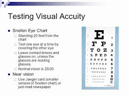 Snellen Eye Chart Normal Results Test Visual Acuity Online Charts Collection