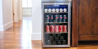 best beverage fridge beverage refrigerator beverage fridge glass door canada