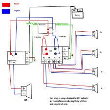 6 channel amp wiring diagram wiring diagrams best 6 channel amp wiring diagram wiring diagram data bose accoustimass speaker wiring diagram 6 channel amp wiring diagram