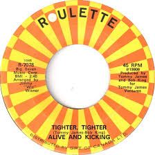 Image result for tighter tighter alive & kicking album cover