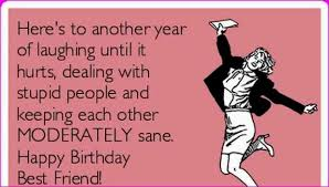 Birthday Wishes For Best Friend Female Quotes Inspiration Funny Birthday Images For Best Friend Female Shareimagesco