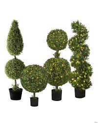 WRG 1441014 1 Jpeg U Jlnpkv Q 70 Prelit Topiary Tree Home Design Battery  Operated Boxwood