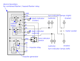3 pin flasher unit wiring diagram 12 volt flasher wiring diagram 2001 f250 trailer fuse location at Heavy Duty Trailer Wiring With Relays