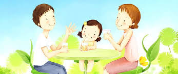 Image result for image of children with respect with elders