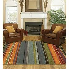 mohawk home new wave rainbow printed rug 2 396x3 3910 multicolor kitchen amp