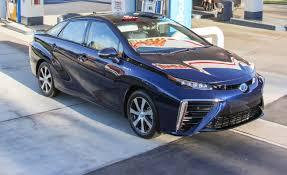 Toyota Mirai Reviews | Toyota Mirai Price, Photos, and Specs | Car ...