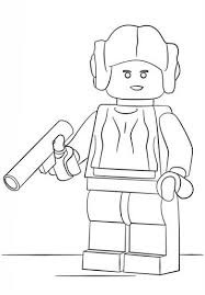 Grab their favorite lego characters, print out the pdfs and keep. Kids N Fun Com 28 Coloring Pages Of Lego Star Wars