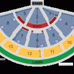 Great Woods Seating Chart Xfinity Center Mansfield Ma Seating Chart View