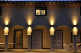 wall lighting up and down exterior wall lights with contemporary light outdoor aluminum brass up down