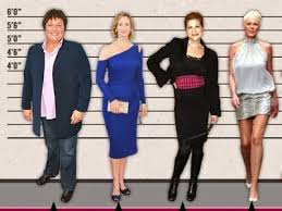 Whos The Tallest Woman In Hollywood Celebrity Heights