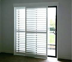plantation shutters for sliding doors sliding transitional plantation shutters for sliders hunter