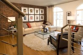 cream rug living room