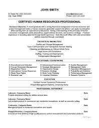 Human Resources Resume Custom Human Resources Resume Templates Samples Examples Resume