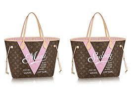 Louis Vuitton Neverfull Size Chart Louis Vuitton Neverfull Bag Reference Guide Spotted Fashion