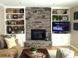 impressive ideas how to decorate built in shelves around fireplace decorating shelves next to fireplace decorating