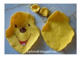 Winnie The Pooh Crochet Pattern Custom Decorating Ideas