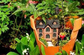 fairy garden pots. VIEW IN GALLERY Flower Pots Mini Garden Fairy