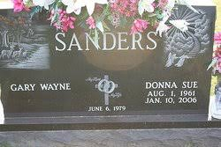 Donna Sue Avery Sanders (1961-2006) - Find A Grave Memorial