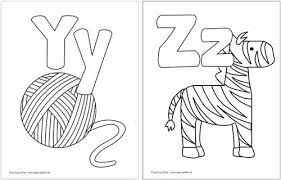 get the free printable alphabet coloring pages
