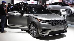2018 land rover range rover sport. brilliant range 2018 land rover range velar debut and land rover range sport