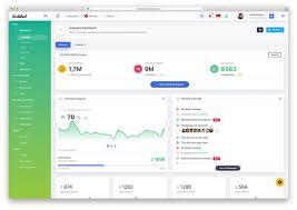 Free Web Application Design Templates 45 Free Bootstrap Admin Dashboard Templates 2019 Colorlib
