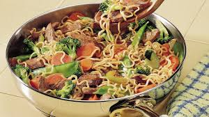 ramen stir fry recipe bettycrocker com