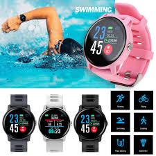 S08 <b>Bluetooth</b> Sport <b>Smart Watch IP67</b> Waterproof Clock Fitness ...