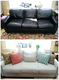 reupholster leather sofa reupholster leather couch miniature dollhouse tutorial reupholster leather sofa cushions