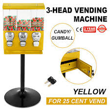 Wholesale Bulk Candy For Vending Machines Gorgeous WHOLESALE VENDING PRODUCTS All Metal Bulk Vending Gumball Candy