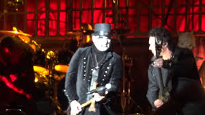 king diamond kicks off european tour at germany s rock hard festival video metal4all