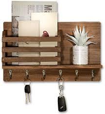 keys organizer wall key holder diy