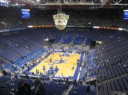 Rupp Arena Seating Chart Rupp Arena Section 221 Kentucky Basketball Rateyourseats Com