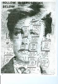 51 - From Ray Johnson - Mail Art & Ephemera - Art - 51 - From Ray Johnson -  Mail Art & Ephemera - Art - Ray Johnson Estate