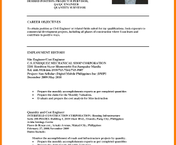 Objective Resume Example For Students Incredible Objective Resumeamples Templates Examples Entry Level