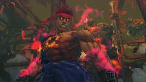 evil ryu super street fighter 4 arcade
