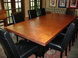 copper dining table tops. remarkable ideas copper dining table chic design top room httpwwwdiynetworkcomvideos tops