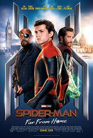 <b>Spider</b>-<b>Man</b>: Far From Home - Wikipedia